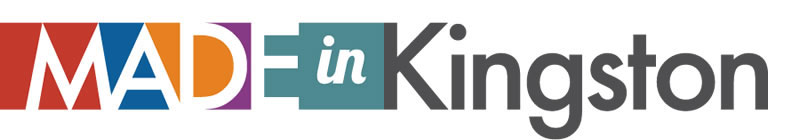 Made in Kingston logo